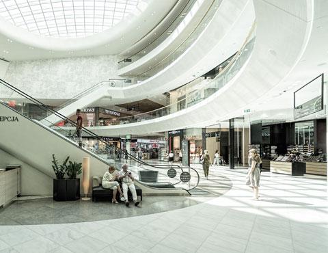 Aziende commercialiGrande distribuzione, supermercati,  centri commerciali, negozi